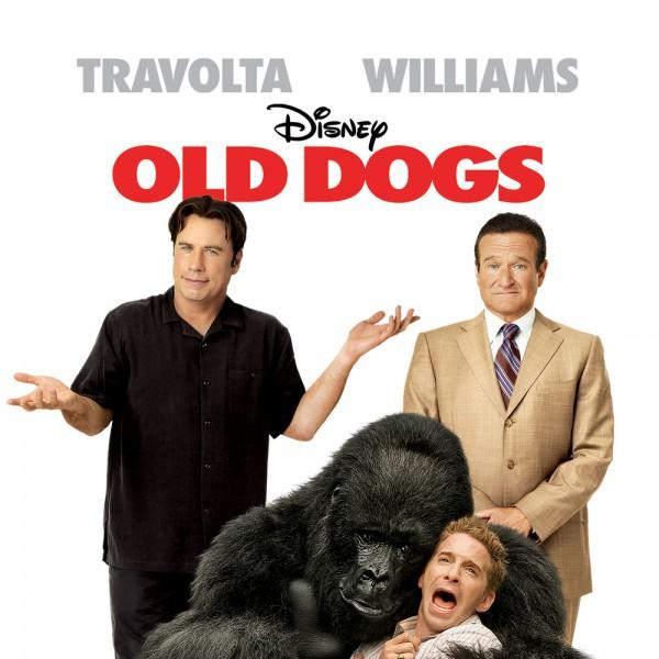 Old Dogs John Travolta