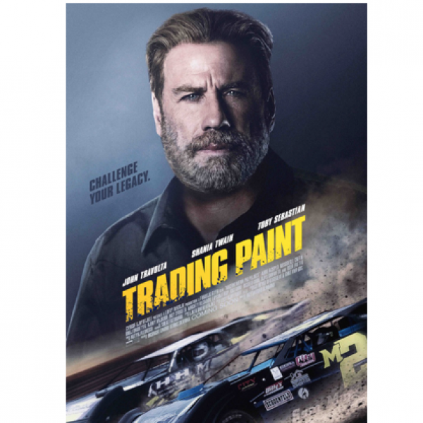 Trading Paint Coming to Theaters on Friday, March 22nd
