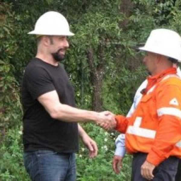 Travolta trains with Ocala electrical for upcoming movie